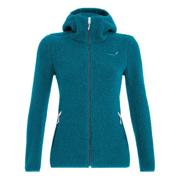 Fanes Shearling Wool Women's Jacket