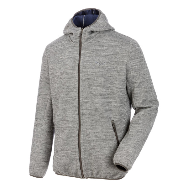 0adfc583a0b7 Woolen Light Full-Zip Men s Hoody