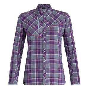 Fanes Flannel 4 Polarlite Women's Long Sleeve Shirt