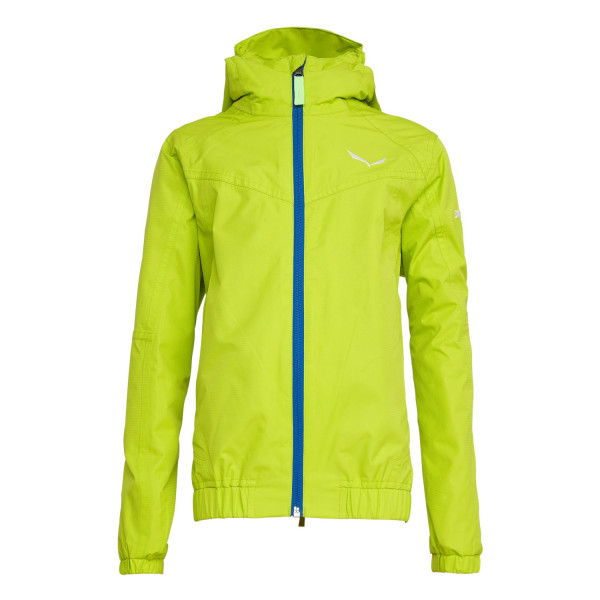 Puez 2 Powertex 2 Layers Hardshell Kids' Jacket