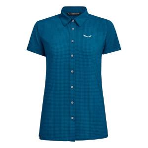 Puez Minicheck Dry Short Sleeve Women's Shirt