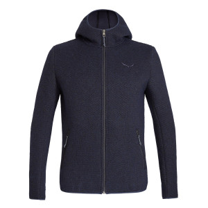 Woolen 2 Layers Men's Hoody