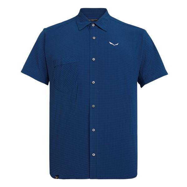 705d0ac09 Puez Minicheck Dry Camisa Manga Corta Hombre