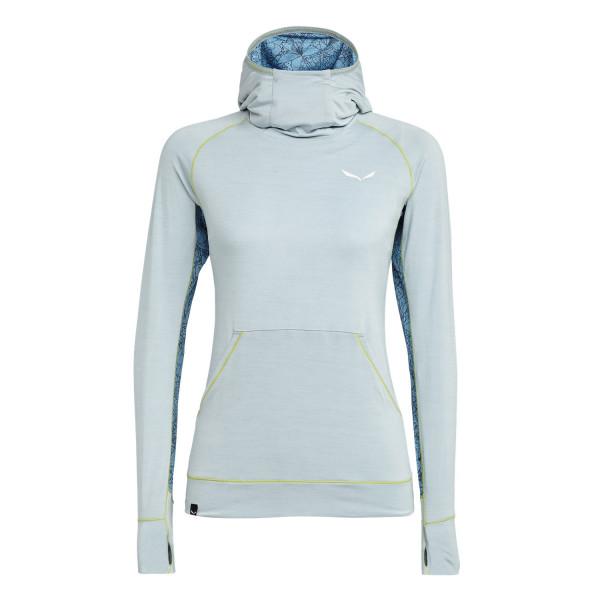 Melange À Puez Shirt Femme Sweat Dry Capuche eEIDWH92Y