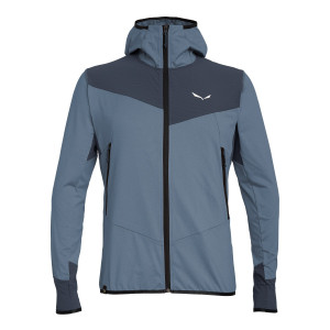 Agner Hybrid Polarlite Durastretch Full-Zip Men's Hoodie